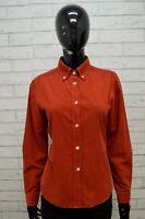 HENRY COTTON'S Camicia Donna Maglia Shirt Camicetta Taglia 42 S Hemd Costine