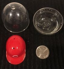 VINTAGE LAICH GUM-BALL MACHINE BASEBALL HELMET!(CINCINNATI REDS)