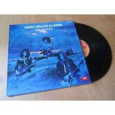 WEST, BRUCE & LAING why dontcha - LESLIE WEST / JACK BRUCE - RSO French Lp 1972
