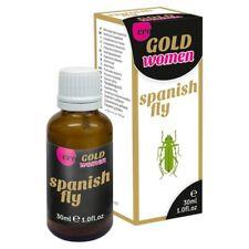 Spain FLY Women Gold Strong Natural stimulant sentences Man Prolonged Erection