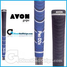Avon Pro D2x Dual Compound Grips - Black / Blue x 9