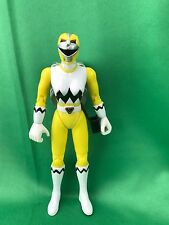 Yellow Power Ranger Action Figure 1998 in Space