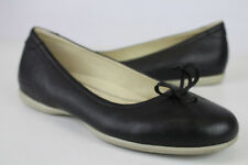 Ecco Damenschuhe Ballerinas Slipper Gr.42 Top Zustand