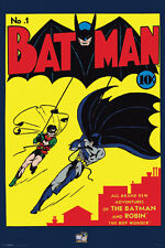 #Z45 Batman And Robin Serial Movie Poster 24X36