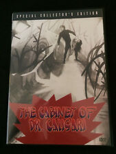 THE CABINET OF DR. CALIGARI Special Collector's Edition DVD, 1998