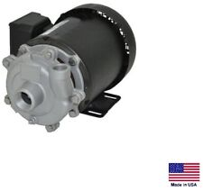 "CENTRIFUGAL PUMP - Stainless Stl 3/4 Hp - 115/230V - 1"" & 3/4"" Ports - 3,120 GPH"