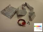 Apple Macintosh DuoDock Internal SCSI Hard Drive Installation Kit Cables Bracket