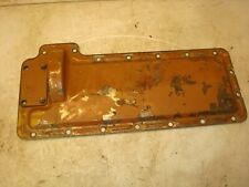 1962 Minneapolis Moline Mm Jet Star Tractor Side Engine Inspection Plate Cover