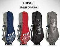 New Ping Golf Bag Travel Cover , Air flight Cover Case(Black,Grey,Red,Navy)