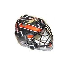 Philadelphia Flyers Franklin Official NHL Hockey Mini Goalie Mask Brand New!