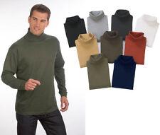 Langarm Rolli Qualityshirts Gr. S - 6XL