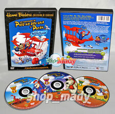 Dastardly & Muttley in their flying machines: The Complete Serie