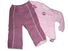 Sigikid tolle Kombi Gr. 68 rosa-lila Pulli + Hose !!