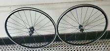 Handbuilt wheelset 28 holes Miche hubs Kinlin Xm250 butted spokes Shimano/Sram