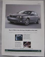 2002 Jaguar X-type Original advert