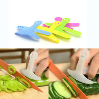 3x Knife Finger Guard Guards Cutting Cooking Baking Kitchen Protector Safety