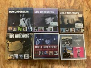 CD Konvolut Udo Lindenberg *Original Album Serie* OVP/Still Sealed