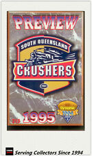 1994 Dynamic Rugby League Series 2 Club Preview No.215 South Queensland Crushers