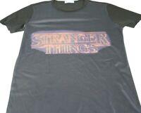 Mosdelu Stranger Things Printed T-shirt Juniors Size Large Logo