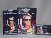 Terminator  Sega Genesis Mega Drive.