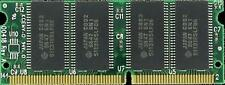 64MB EDO MEMORY RAM NON-PARITY 60NS SODIMM 144-PIN 3.3V