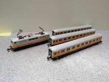 Märklin Z 8155 Lufthansa Airport Express Train Set , In Custom wood case
