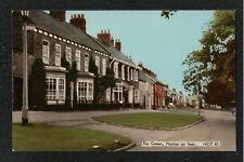 The Green Norton on Tees 1950's Postcard Nr Stockton Co Durham ~ FAIR QUALITY