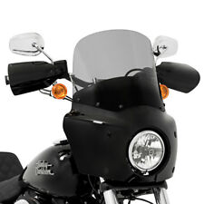 "Memphis Shades Road Warrior COMPLETE Fairing Kit 13"" Smoke Windshield"