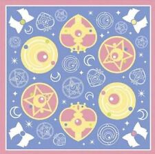 SAILOR MOON JAPAN HANDKERCHIEF BROOCH NAOKO TAKEUCHI BANPRESTO MAJOKKO ANIME