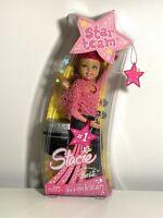 BARBIE DOLL STAR TEAM STACIE ROCK STAR  Mattel 2005