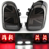 2X LED Rear Tail Light Lamp for BMW MINI Countryman Cooper F60 16-19 Union Jack