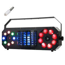 American DJ ADJ Boom Box FX2 4-FX-IN-1 LED Derby + Wash + Gobo Light + Laser DMX