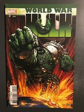 WORLD WAR HULK - T2 : avril 2008