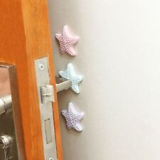 Silicone Door Handle Pad Safe Wall Sticker Protector Adhesive Bumper Anti Crash
