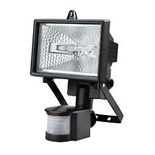 150W SENSOR LIGHT SECURITY WATT FLOODLIGHT OUTDOOR HALOGEN GARDEN PIR MOTION