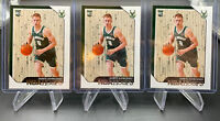 3x 2018-19 Panini NBA Hoops DONTE DIVINCENZO Rookie Card RC #246 Milwaukee Bucks