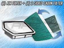 AIR FILTER HQ CABIN FILTER COMBO FOR 2007 2008 2009 2010 2011 LEXUS GS350