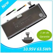 """Batterie pour APPLE MacBook Pro 13"""" MB991ZP/A A1322 A1278 48Wh 10.95V/11.1V"""