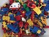 Lego Duplo Fahrzeug SET - 3 Stück - bunt gemischt - Auto, Hänger, Traktor, Moped