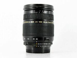 Tamron SP AF 28-75mm f/2.8 XR Di LD Aspherical IF Macro Nikon Fit Lens