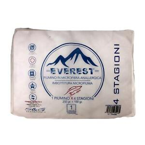 Piumino in microfibra anallergica - singolo - Everest - SG HOME