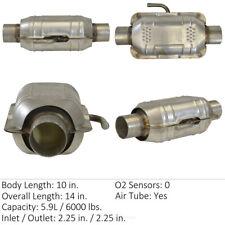 Catalytic Converter-Universal Eastern Mfg 70421