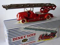 Auto-échelle Delahaye de pompiers - réf 32D / 32 D de dinky toys atlas