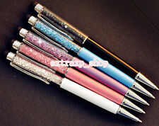 2in1 Glittering Crystal Writing Stylus Touch Screen Pen For iPhone Tablet Trendy