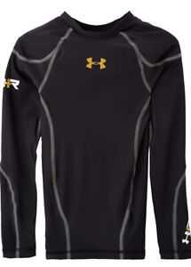 Under Armour Men's Shirt Recharge Energy Baselayer In Black Size L BNWT RRP £55