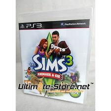 Jeu PlayStation 3 - LES SIMS 3 ANIMAUX & CIE - Neuf sous Blister Officiel PS3
