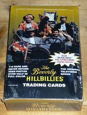 The Beverly Hillbillies Classic 1960's TV Show Sealed Box of Cards by Eclipse