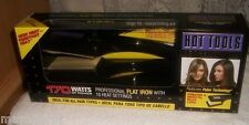 Hot Tools Professional 170 Watts Of Power Flat Iron With 10 Heat Setting/ New