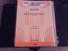 Elgar, trans. Hesford: Pomp and Circumstance No. 4, organ solo (Fentone)