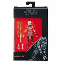STAR WARS Ahsoka Tano BLACK SERIES TBS CLONE WARS MANDALORIAN REBELS REX 3.75